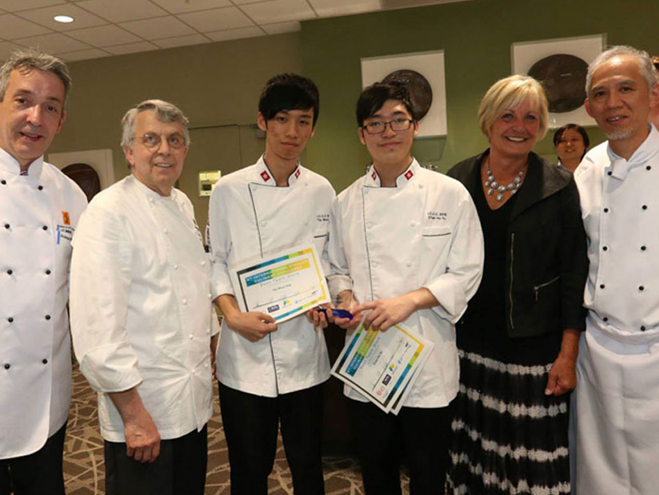 International Culinary College Competition (ICCC)