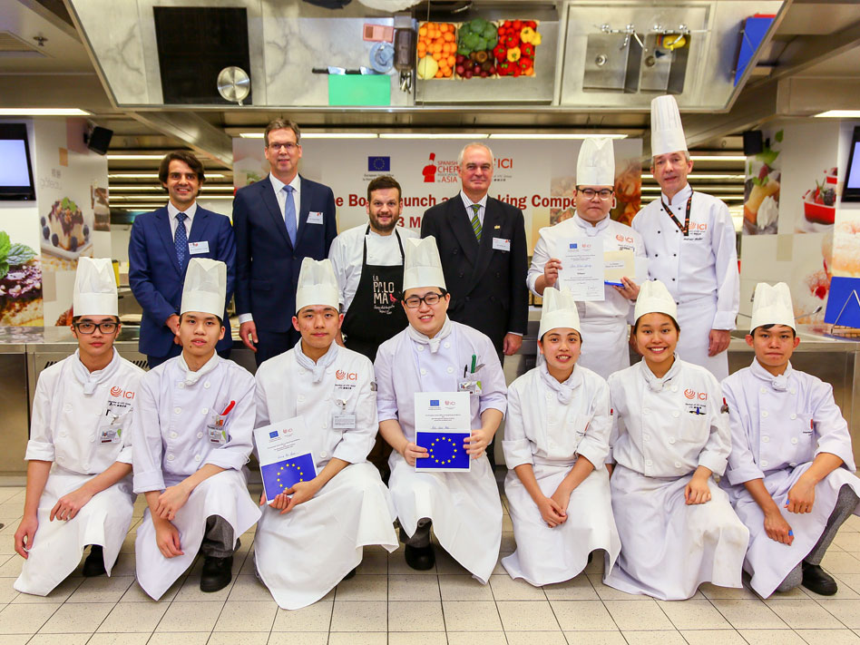 """Tasty Europe"" Culinary Demonstration and Competition"